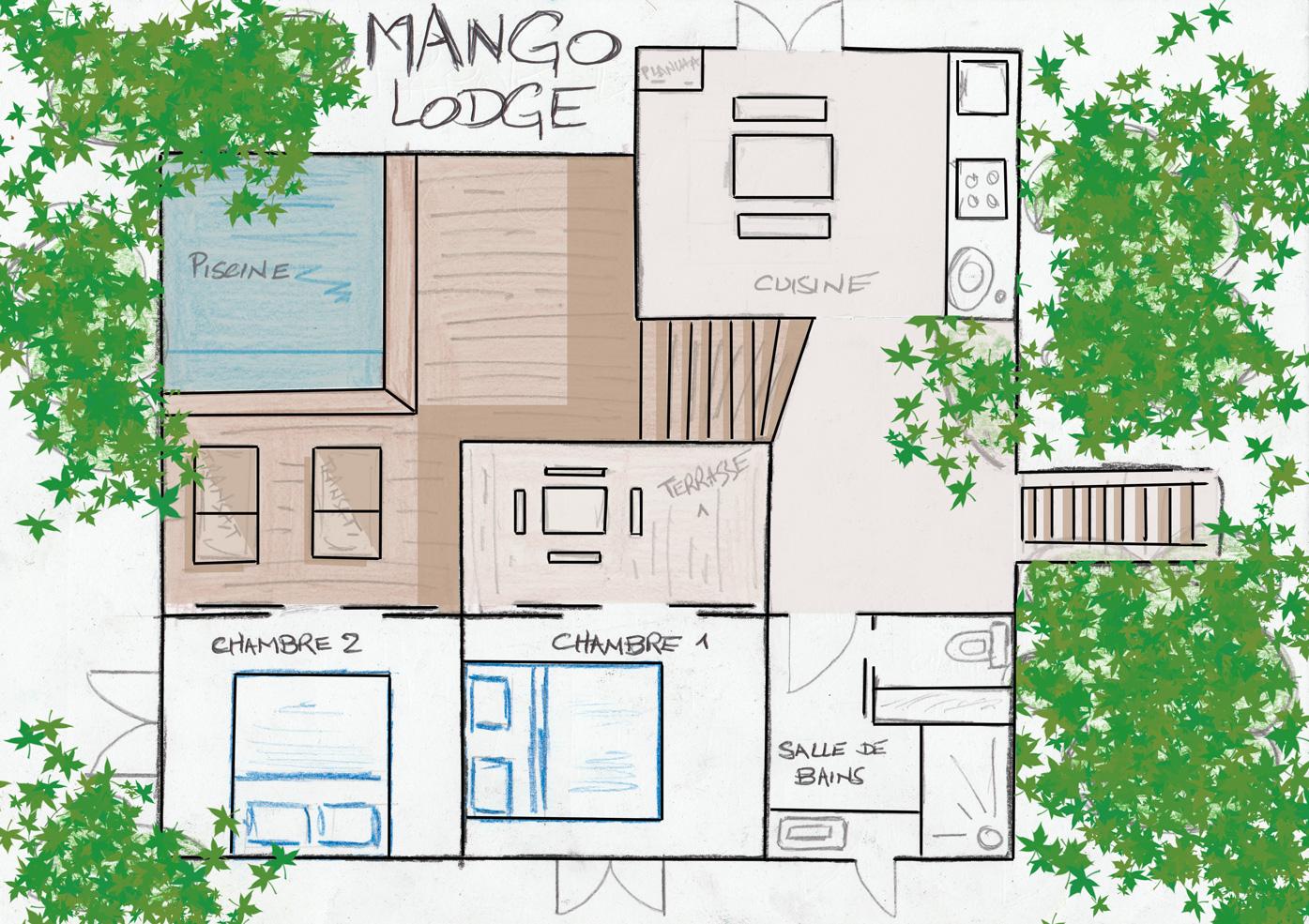 Nos Lodges Mango Lodge